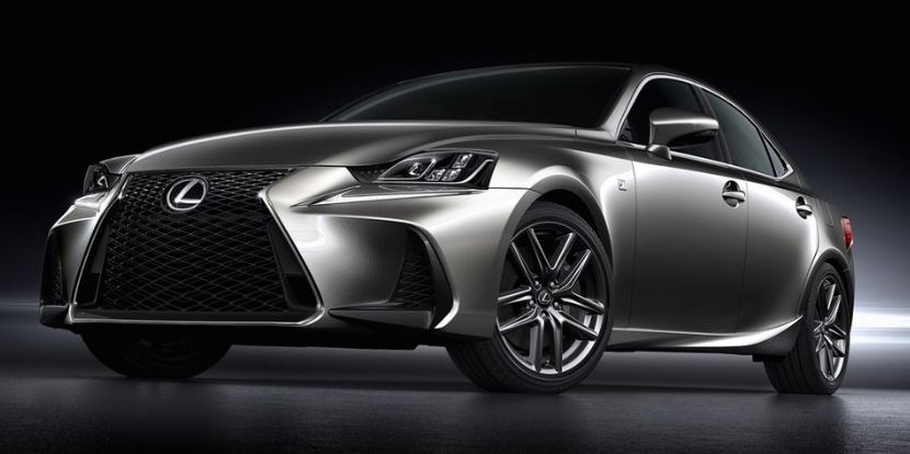 2017 Lexus Is200t F Sport Reviews