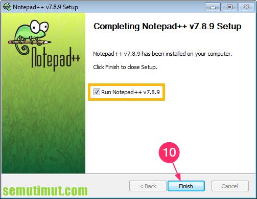 cara install notepad di ubuntu