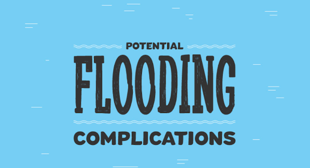 Types Flood Damage Complications