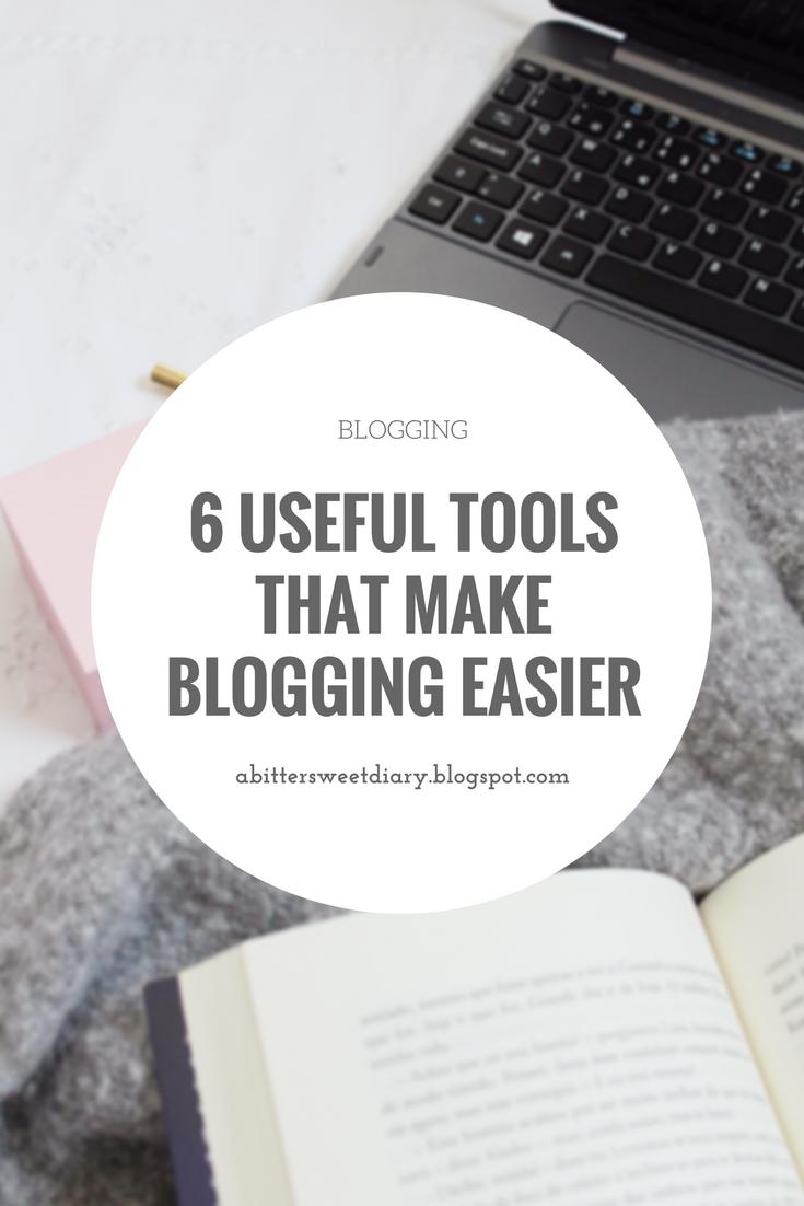 6 Useful Tools That Make Blogging Easier For You - Tea & Curls