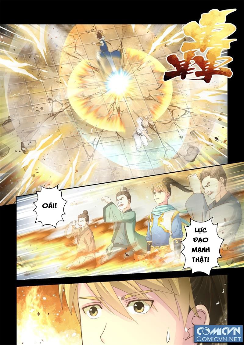 Thánh Tổ chap 107 - Trang 6