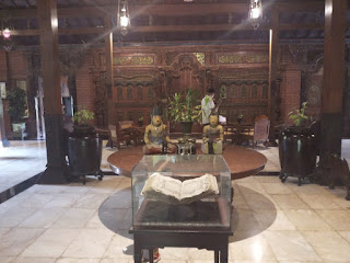 View area dalam lobby