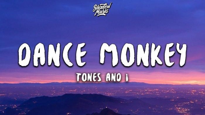 Chord Bass Lagu Lagu Dance Monkey - Tones and I, Lengkap