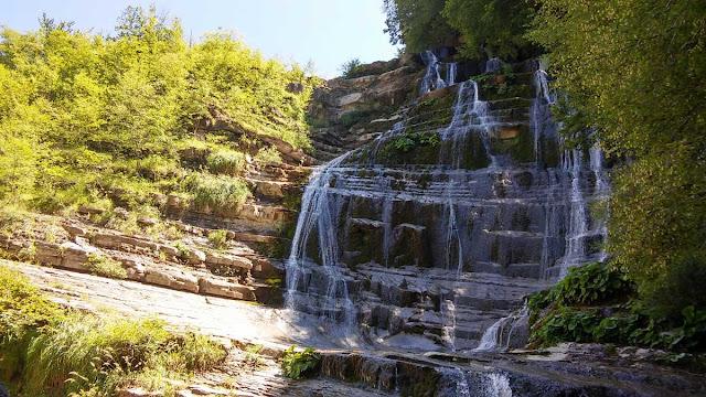 Cascate dell'Acquacheta - Gite e vacanze in Emilia Romagna