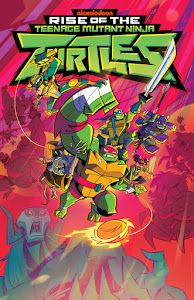Rise of the Teenage Mutant Ninja Turtles Poster