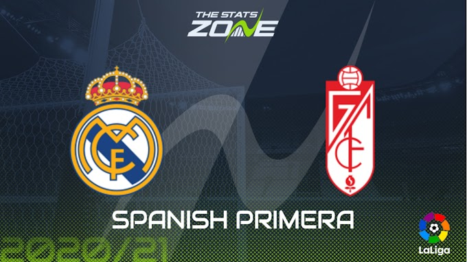 مشاهدة مباراة ريال مدريد و غرناطة بث مباشر