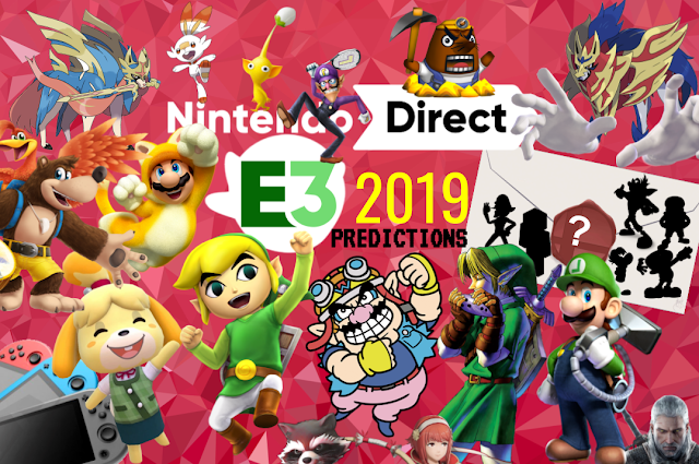 Nintendo Direct E3 2019- What to Expect (and not)