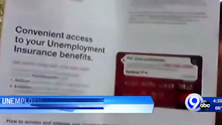 Fraudulent Unemployment Insurance Claims, identity theft, scams