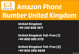 Amazon Phone Number United Kingdom