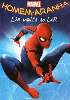 Filme Poster Homem-Aranha - De Volta ao Lar