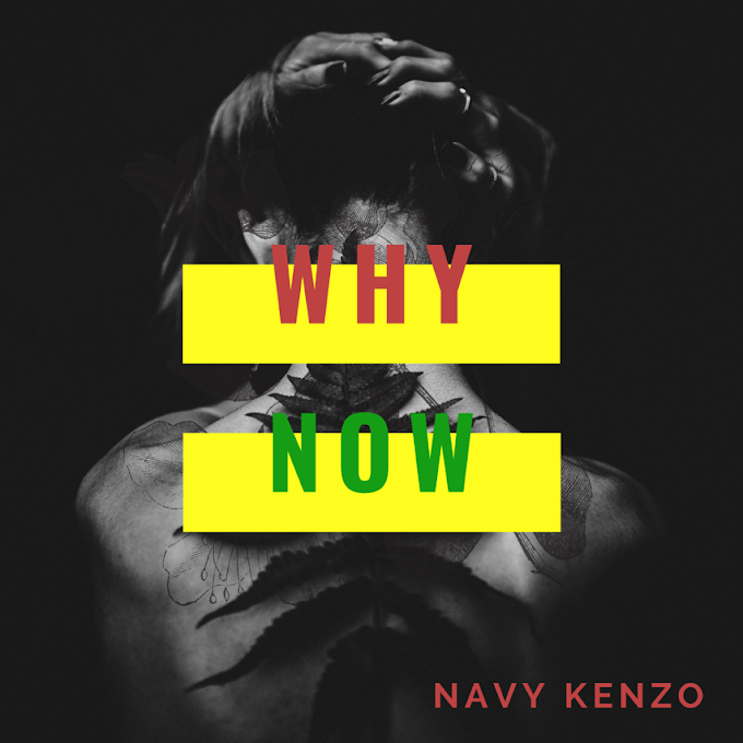 AUDIO | Navy Kenzo - Why Now | Mp3 Download