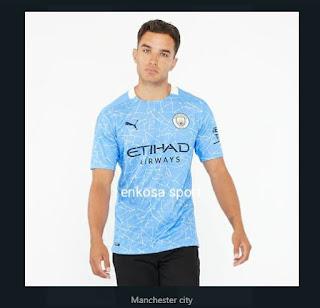 Jersey bola murah Manchester city