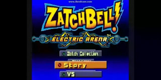 Zatch Bell Game for Android