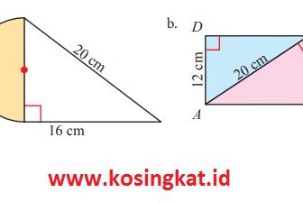 Kunci Jawaban Matematika Kelas 8 Halaman 22 Ayo Kita Berlatih 6.2