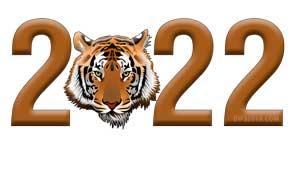 2022 png tigre con fondo transparente
