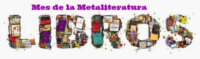 Mes de la metaliteratura 2016