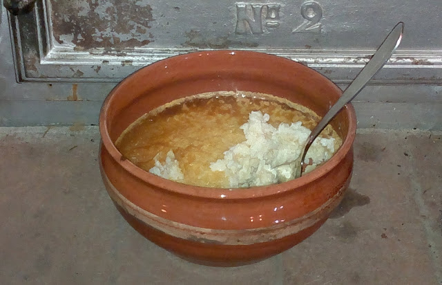 uunipuuro leivinuuni haudutettu ruokaohje