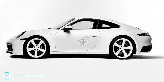 Porsche Carrera 4S911