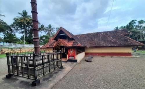 Ottoor Sree Krishna Swami Temple Festival