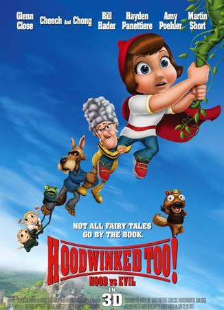 Review:  HOODWINKED TOO!  HOOD VS.  EVIL