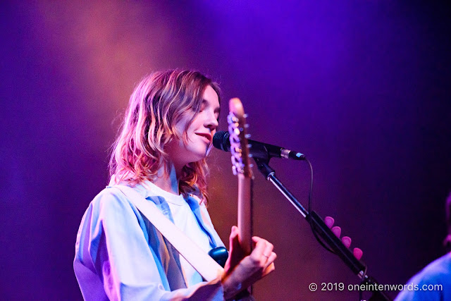 The Japanese House at The Phoenix Concert Theatre on October 27, 2019 Photo by John Ordean at One In Ten Words oneintenwords.com toronto indie alternative live music blog concert photography pictures photos nikon d750 camera yyz photographer