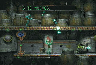 abe's oddysee playstation mini