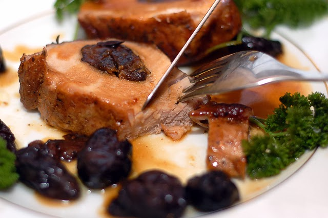 Costillas de cerdo en salsa de soja y miel