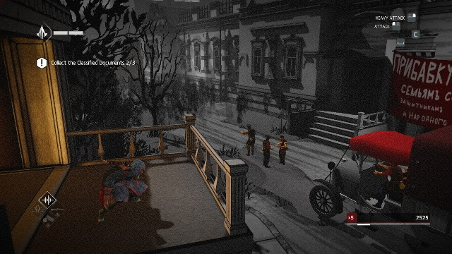 Download Assassin's Creed Chronicles Russia PC Games Gameplay