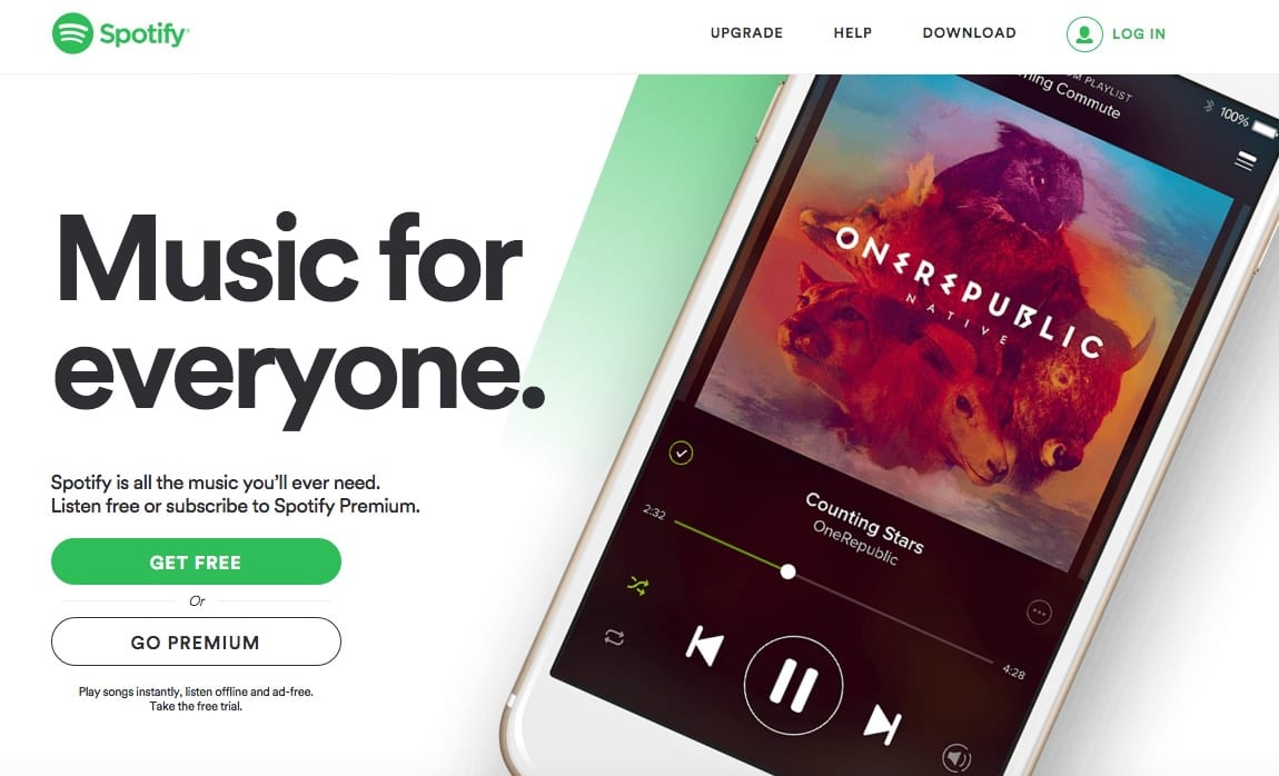 Spotify Announces Beta Launch Of Audience Development Tool For Artists, Self-Serve 'Marquee' Ads