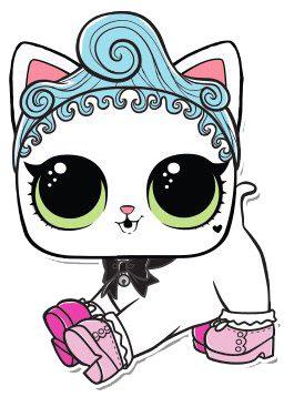 Lilla Lab Lol Surprise Pets Serie 3