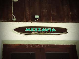 Mezzavia, Bar und Cafe in Utting am Ammersee