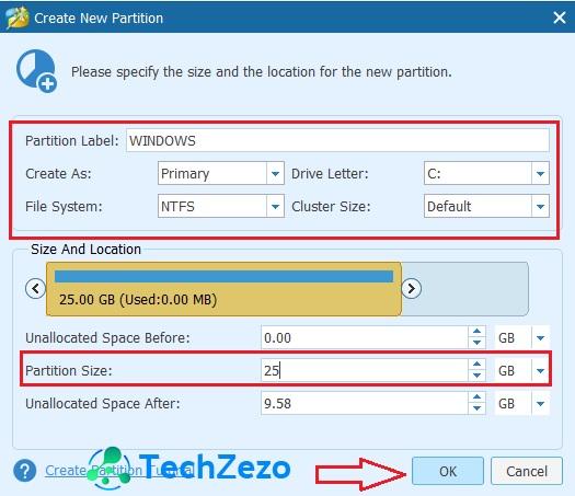 Hướng dẫn chia ổ cứng, Set Active, Fix MBR