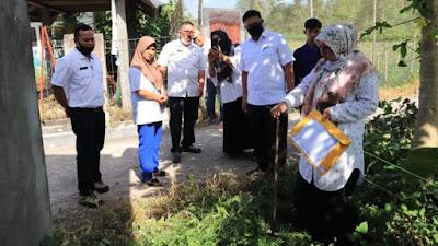 Tanah Kantor Lurah Taratak Padang Kampuang Bakal Disertifikatkan