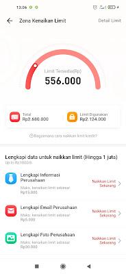 Limit kredit