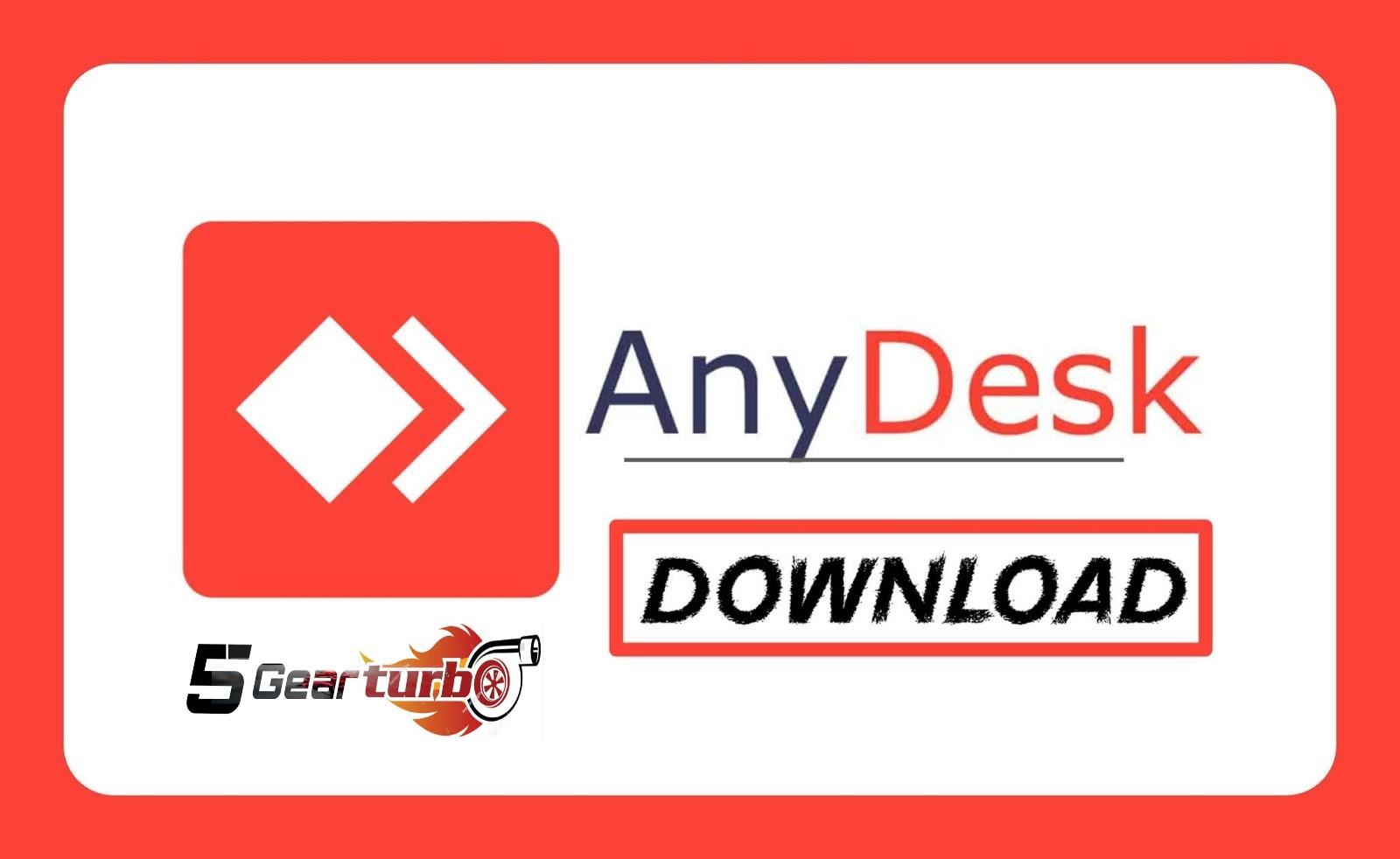 تحميل برنامج أني ديسك Anydesk