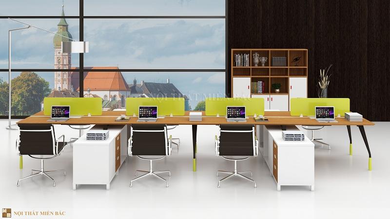 Thiết kế nội thất phòng làm việc hiện đại tại Hà Nội