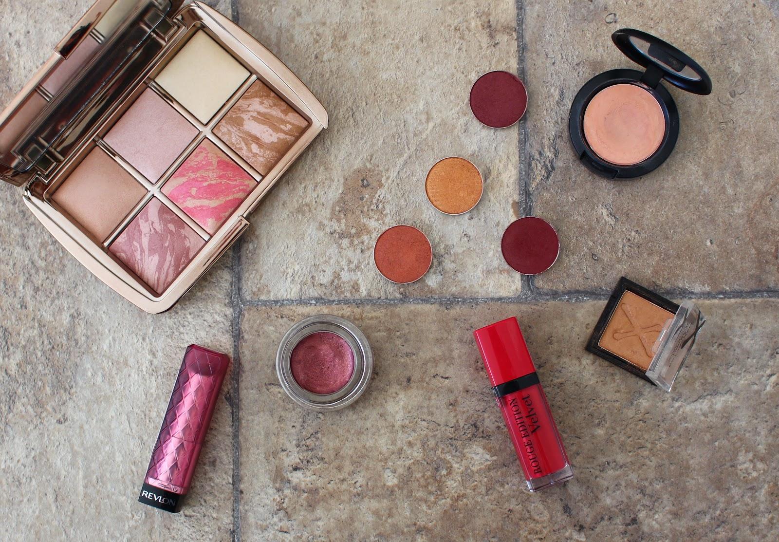 Living in Makeup: Autumn Makeup Menu