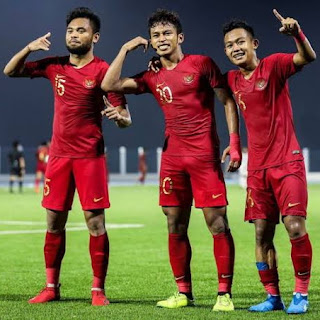 Taklukkan Myanmar, Indonesia Jumpa Vietnam di Final SEA Games