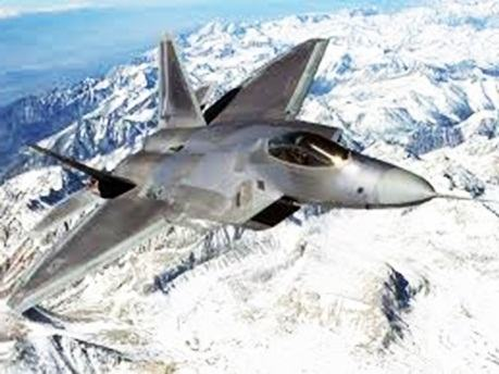 Jenis Pesawat tempur Boeing F22 Raptor tercanggih di dunia milik Amerika Serikat