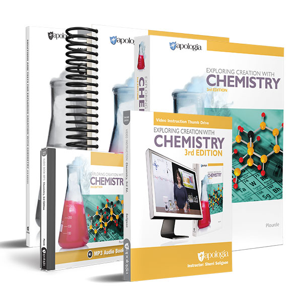 Apologia Exploring Creation with Chemistry Super Set