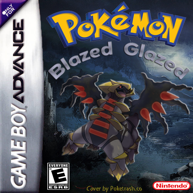 Pokemon Glazed Blazed 8.5.1