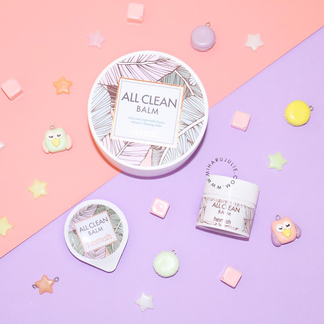 Review-Heimish All Clean Balm