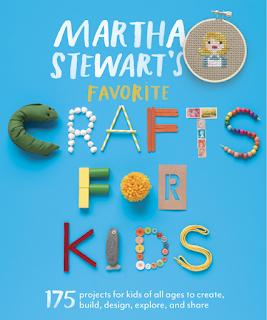 download ebook Martha Stewart's Favorite Crafts for Kids
