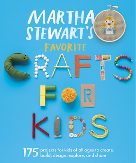 Martha Stewart's Favorite Crafts for Kids: 175 Projects for Kids of All Ages to Create, Build, Design, Explore, and Share (EPUB)