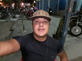 Policial militar de GBA sofre acidente em Belém e é socorrido para hospital