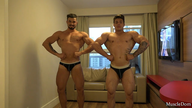 MuscleDom - Alex and Steve 2
