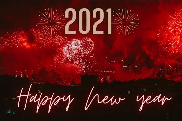 2021 Happy New Year Image