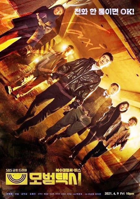 Nonton Drama Korea Taxi Driver Episode 15 Subtitle Indonesia