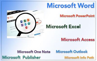 برامج ميكروسوفت أوفيس