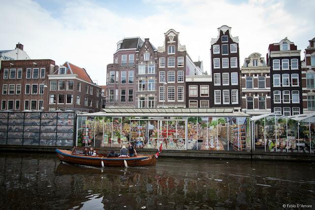 Mercato dei fiori-Amsterdam